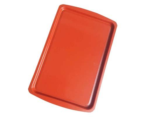 square silicone sheet pan colorful for cake ACETECH
