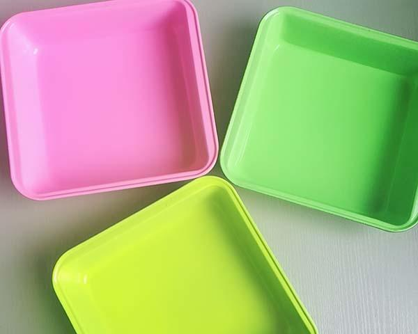 no stick silicone baking pans tray supplier for cookie