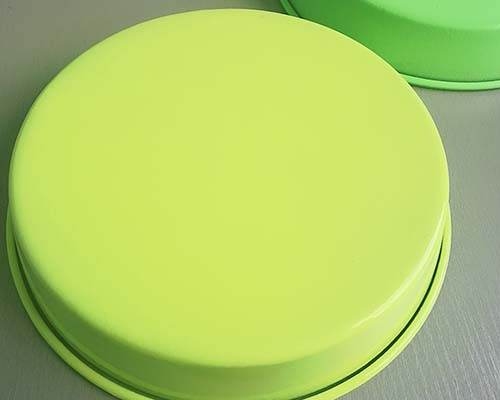 no stick silicone baking pans colorful directly price for muffin-4
