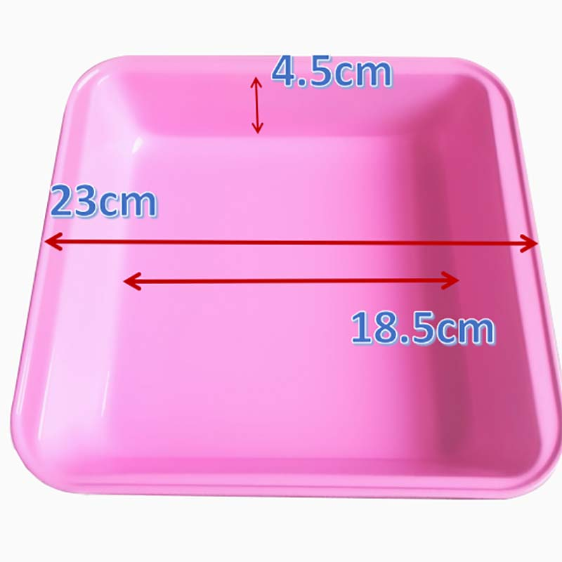 no stick silicone baking pans colorful directly price for muffin-6