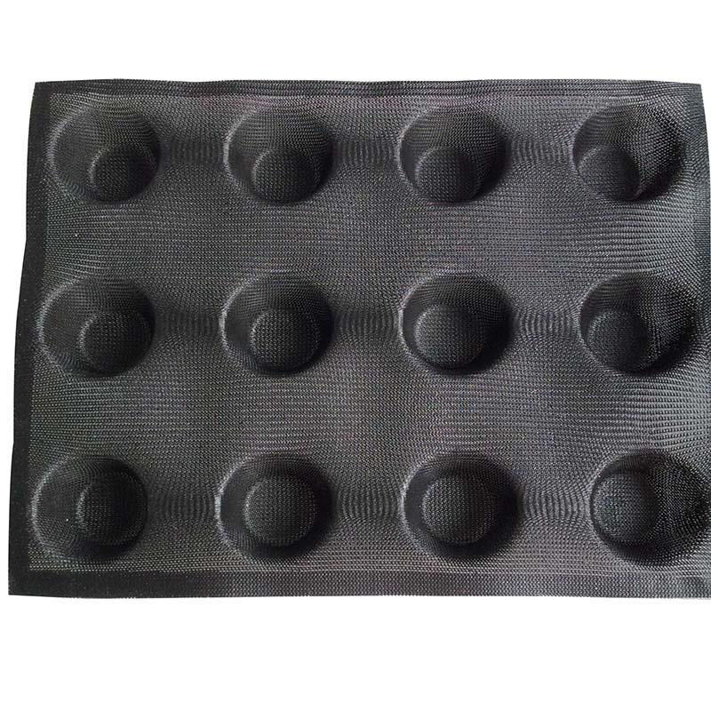 (12 Mini Cup Sizes)Muffin & Cupcake Round Easy Clean