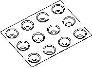 ACETECH healthy custom silicone baking molds for cakes-2