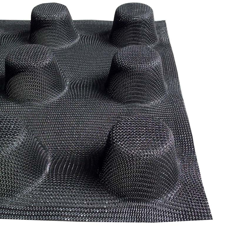 ACETECH perforated silicon bread mold wholesale for muffin-7