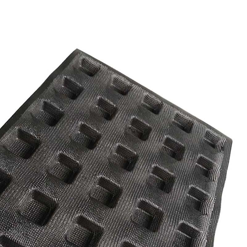 clean silicone bakeware mould for muffin ACETECH