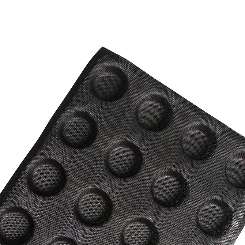 healthy silicone cookie molds bread wholesale for muffin-4