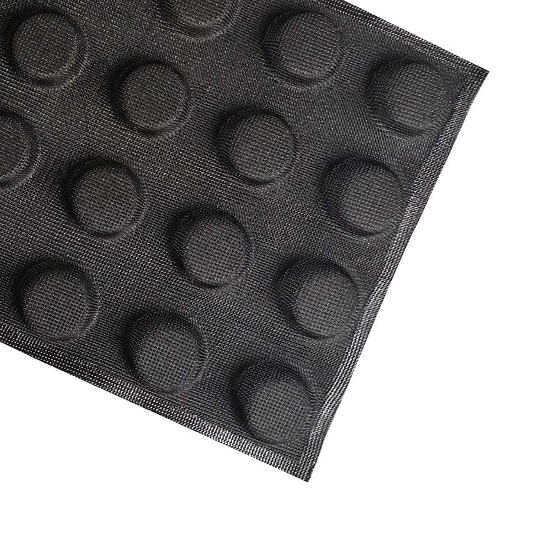 healthy silicone cookie molds bread wholesale for muffin-7