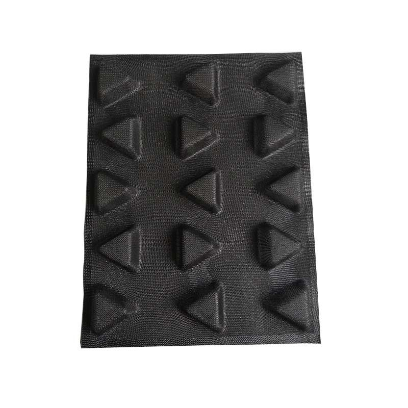 BPA Free Reusable Silicone Cake Mold15 Cup Triangle
