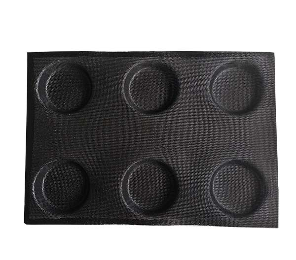 durable silicone baking molds shapes loaf for muffin-1