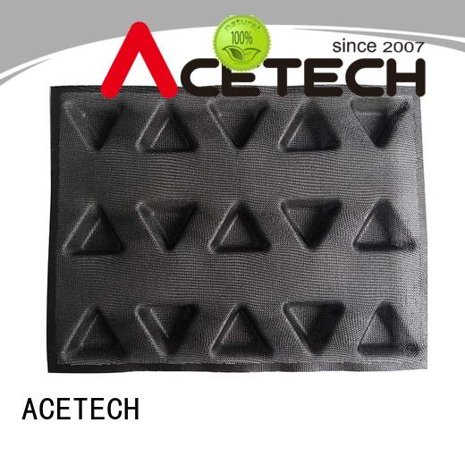 puff silicone dessert mould manufacturer for cakes ACETECH