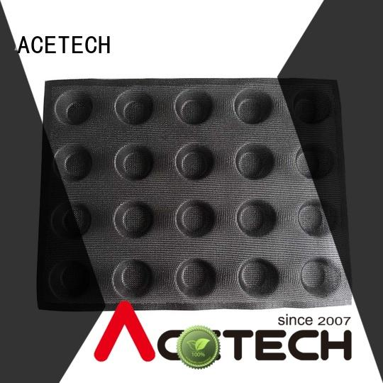 ACETECH healthy silicone dessert mould wholesale for cooking