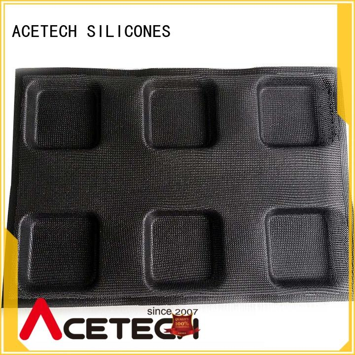 ACETECH healthy silicone bakeware molds directly price for cooking