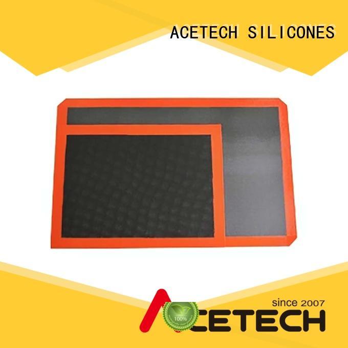 large mat kneading ACETECH Brand silicone macaron baking mat factory