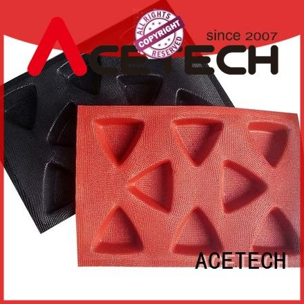 ACETECH thumb silicone bread mould promotion for muffin