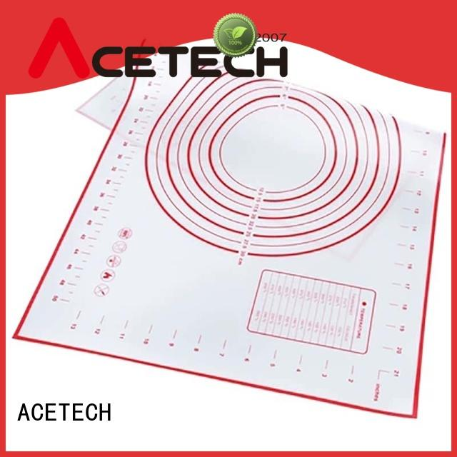 silicone macaron baking mat silicone pastry printing ACETECH Brand