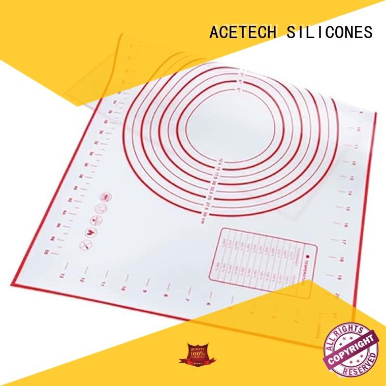 Hot silicone baking mat kithchen ACETECH Brand
