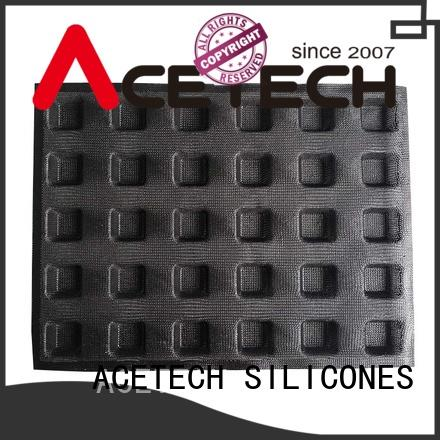 ACETECH food safe custom silicone baking molds promotion for cooking