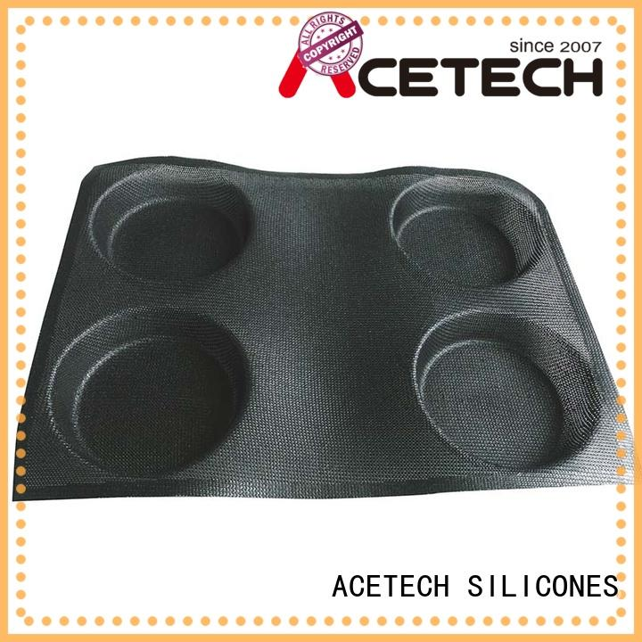 ACETECH cavity silicone cookie molds promotion for cakes