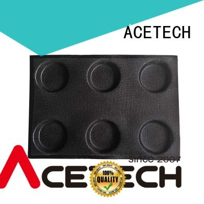 ACETECH 30 silicone pastry molds wholesale for bread
