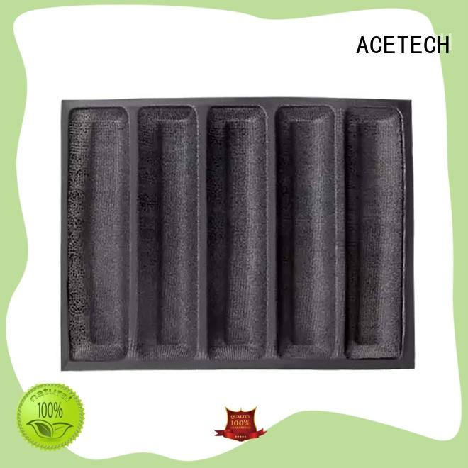 round silicone baking forms directly price for cakes ACETECH