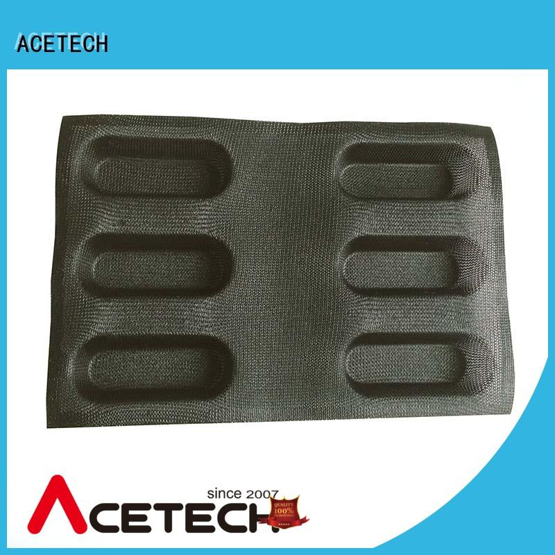 ACETECH cupcake silicone cake molds for cooking