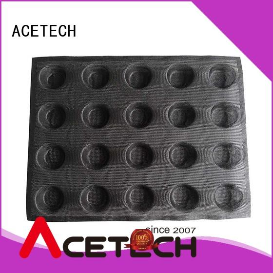 ACETECH sale silicone pastry molds wholesale for cakes