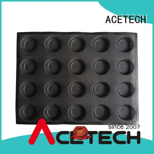 ACETECH good quality silicone cake molds directly price for cakes