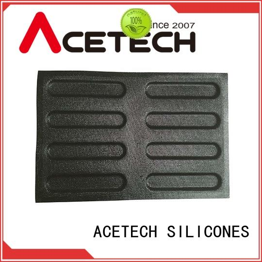 ACETECH good quality silicone cookie molds wholesale for cooking