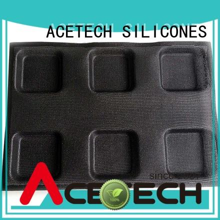 ACETECH cake silicone dessert molds promotion for cooking