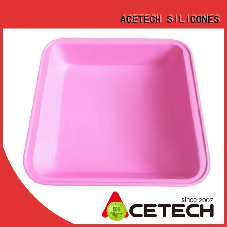 silicone cake pans baking silicone ACETECH Brand company