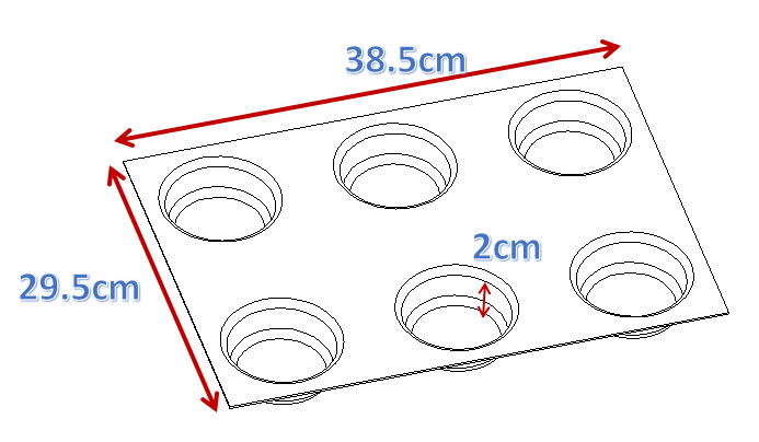 ACETECH good quality silicone bakeware mould promotion for cakes-3