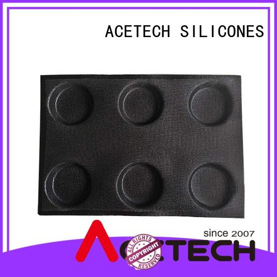 ACETECH durable silicone bread mold for muffin