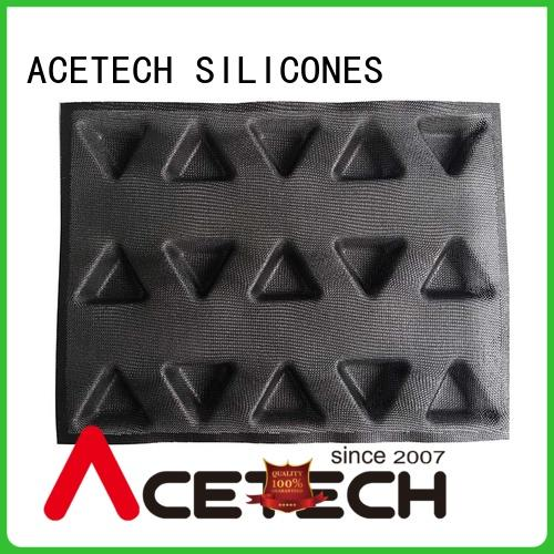ACETECH food safe silicon bread mold for muffin