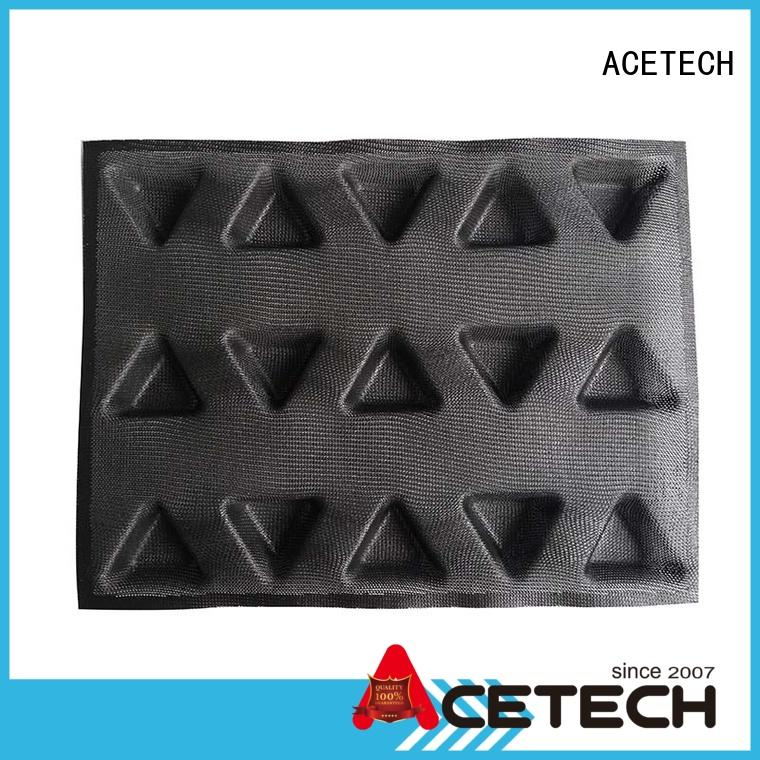ACETECH durable silicone dessert molds promotion for bread