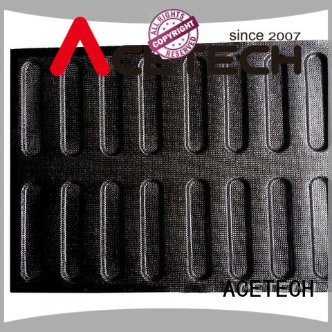 ACETECH durable silicone cupcake molds promotion for bread