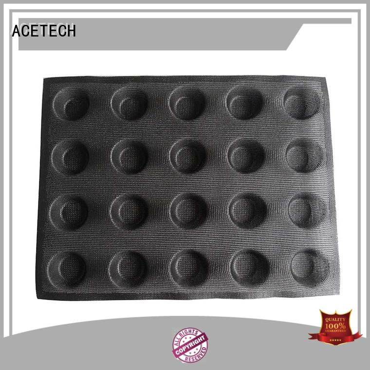 customized silicon cupcake moulds manufacturer for muffin ACETECH