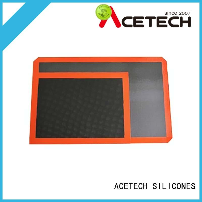 ACETECH silicone custom silicone mats supplier for cookie