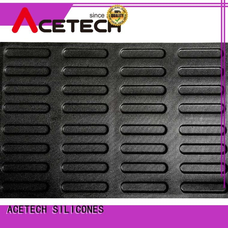 ACETECH loaf silicone baking molds shapes promotion for muffin
