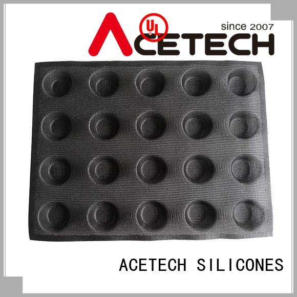 ACETECH durable silicone dessert mould promotion for cooking