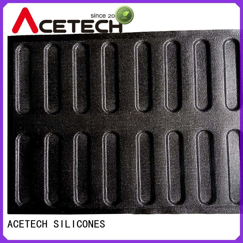 ACETECH food safe silicone dessert molds manufacturer for cooking