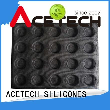 ACETECH healthy custom silicone baking molds wholesale for bread
