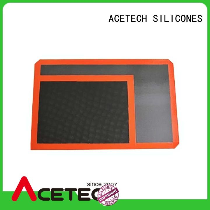 ACETECH eco-friendly silicone baking mat factory price for cooking