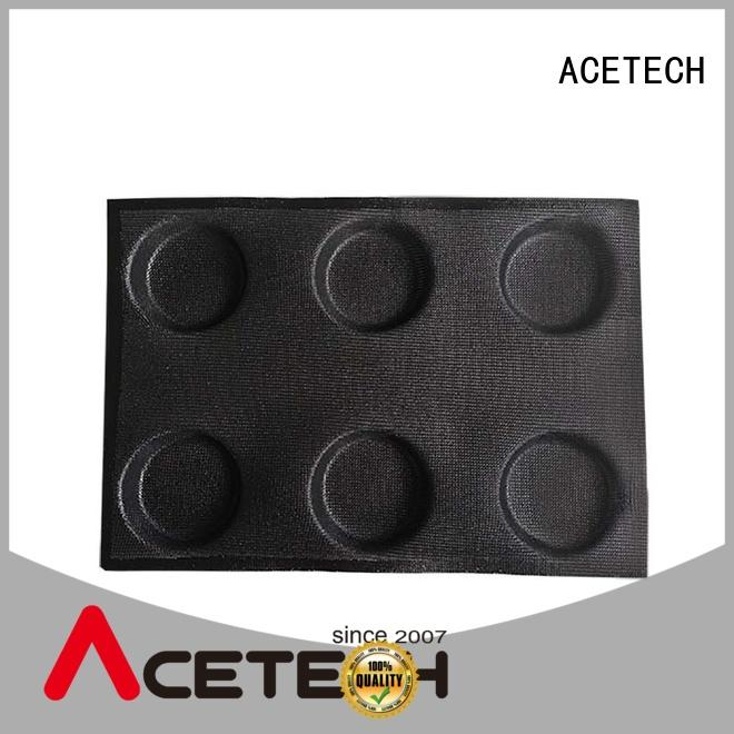 ACETECH tools custom silicone baking molds directly price for cakes