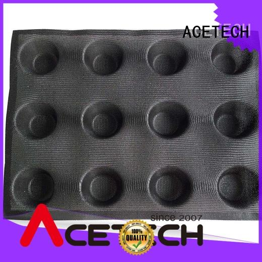 ACETECH healthy silicone cake molds promotion for cakes