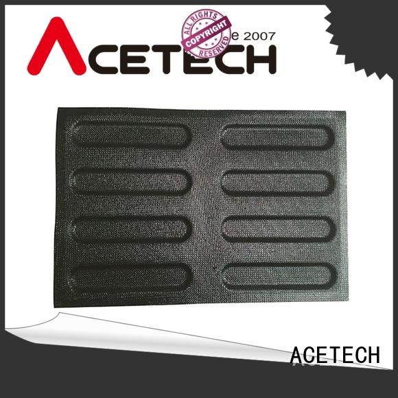 ACETECH healthy silicone baking forms promotion for cakes