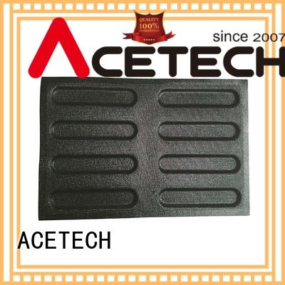 subway silicone baking molds shapes wholesale for cooking ACETECH