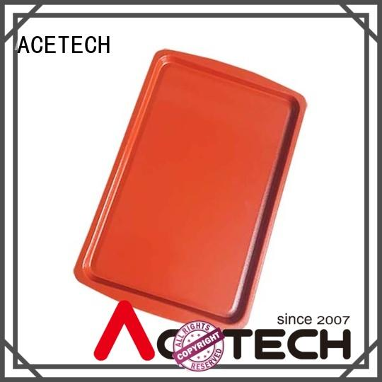 high quality silicone baking tray surface supplier for muffin