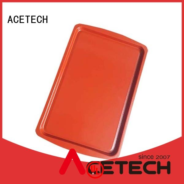 ACETECH baking silicone baking tray supplier for bread