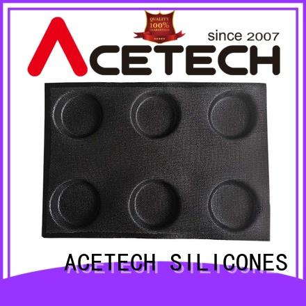 ACETECH healthy silicone baking molds shapes directly price for cakes