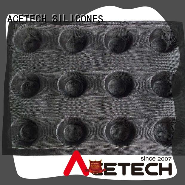 ACETECH healthy silicone dessert mould for cooking
