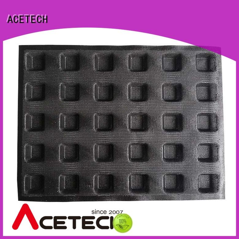 ACETECH food safe silicone bakeware mould wholesale for cakes